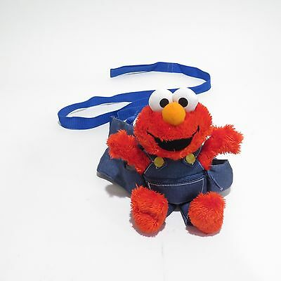 Baby Toddler Munchkin Elmo Sesame Street Red Safety Harness Leash Strap