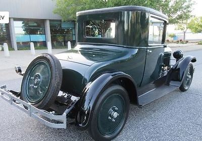 1926 Dodge Dodge Brothers Coupe 126 Coupe Rare 1926 Dodge Brothers Coupe Rebuilt Drivetrain DOT Glass CA Title GREAT SHAPE