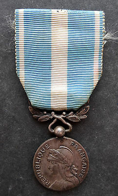 France Colonial medal - chobillon manufacturer type