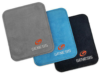 Genesis Pur Pad Cleaning towel Buffalo leather Shawl cleans Your Bowlingball