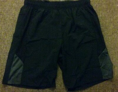 mens running shorts(size large )