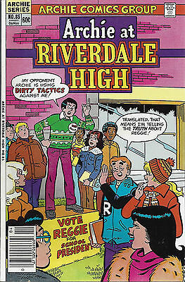 ARCHIE AT RIVERDALE HIGH #85  Apr 82