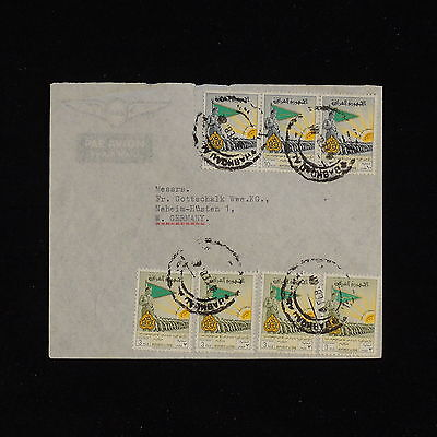 ZS-AC463 IRAQ - Airmail, To Neheim Germany Cover