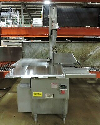 """Used Biro 3334  16"""" Food Processing Commercial Deli Meat Band Saw"""