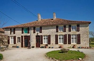 Beautiful 16th Century French Manor House and Gardens with Outbuildings France
