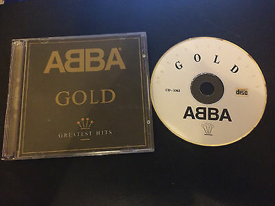 Abba Gold  Cd (Cd-1362!) Rare Press 18 Tracks