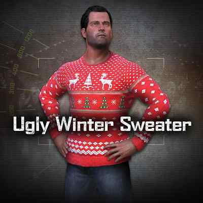Dead Rising 4 Ugly Winter Sweater dlc xbox one