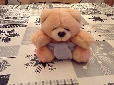Vintage Forever friend bear with nappy on