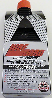 Lubegard  61910 (Black) Hfm Transmission Fluid Supplement