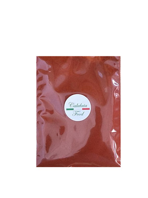 """Pepe Rosso Calabrese in Polvere PICCANTE 100gr - """"Calabria Food"""""""
