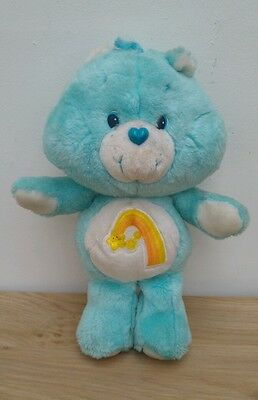 Peluche Bisounours Gros Taquin Care Bears vintage