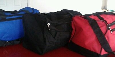Sports Holdall Duffle Bags - Sports Travel Gym Leisure Work School Weekend