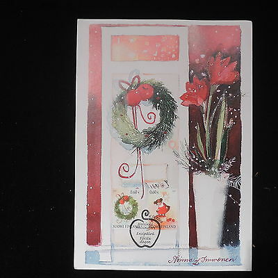 ZS-Z447 FINLAND - Maximum Card, 2009 Fdc, Christmas Cover