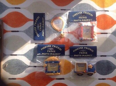 Andrew Brownsword 'Forever Friends' Fridge Photo Magnets X 4 Brand New Unopened
