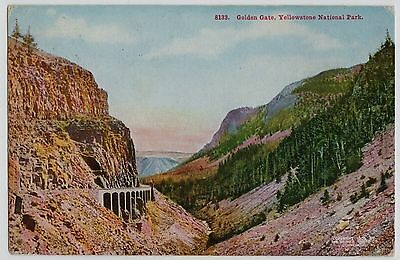 Yellowstone National Park - Tammen Post Cards - STAMPS