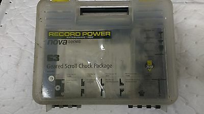 Record power nova chuck