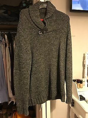 BNWOT Superdry Knit Jumper Very Warm Winter M Medium