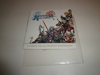 Square Enix Dissidia Final Fantasy CD Excerpts From The Original Soundtrack Sony