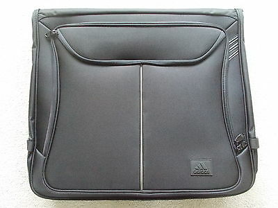 Adidas Suit Carrier Travel Bag Clothes Luggage Large Garment Cover