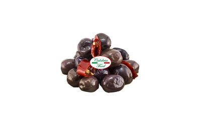 """Olive Nere Monacali Calabresi 500gr. - """"Calabria Food"""""""