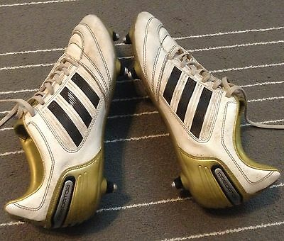 Adidas Predator Rugby Boots Men's Size 9 UK