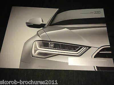 AUDI - The A6 & S6 Sales Brochure 2017 Edition 4.0.