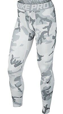 Nike Men's Pro Hypercool CAMO Print Tights - XL - New With Tags