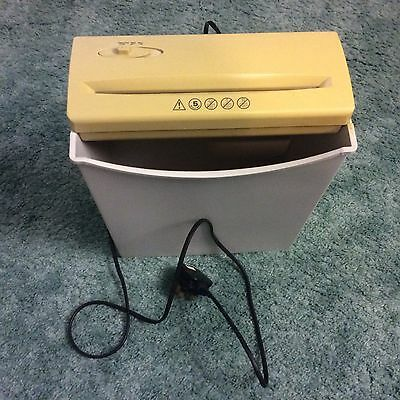 Paper Shredder Electric Powered A4 Office Paper Letter Cutter