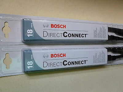 """Pair Bosch Direct Connect 40516-40517 /""""OEM/"""" Quality Wiper Blade Set -IN STOCK"""