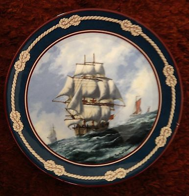 Royal Doulton. Collector's Plate. 'Endeavour'. Limited edition. Plate 4212B