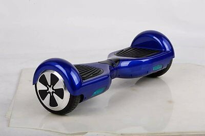 Motorized  Scooter hoover Board Blue UL