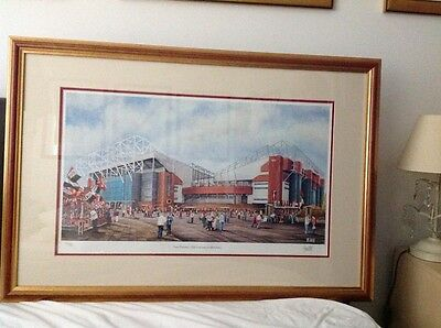 Manchester United Old Trafford Picture