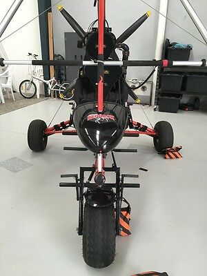 Microlight Aircraft 2003 Airborne X Series Redback with Wizard III Wing