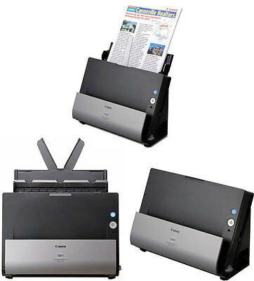 Scanner multifeuilles Recto-Verso Canon DR-C125