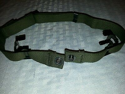 Paratrooper chin strap