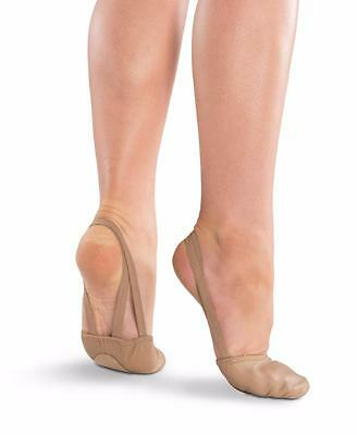 NEW ALL SIZES Dance Shoes Freedom Leather Turner Half Sole Contemporary Ballet
