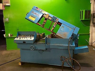"DoAll C-305A Automatic Band Saw 12"" X 12"""