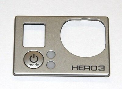 GoPro Hero 3 Silver Front Cover Repair Part