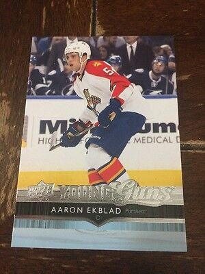 2014'15 Upper Deck Young Guns Rookie Aaron Ekblad Panthers