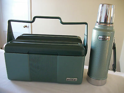 Stanley Aladdin Classic Lunchbox Cooler & Vacuum Thermos Bottle Combo
