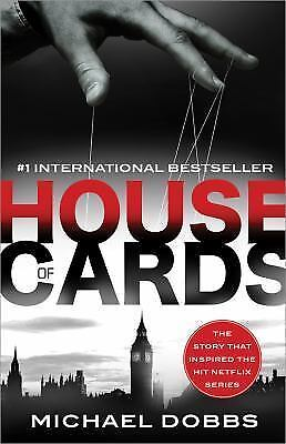 House of Cards: House of Cards 1 by Michael Dobbs (2014, Paperback)