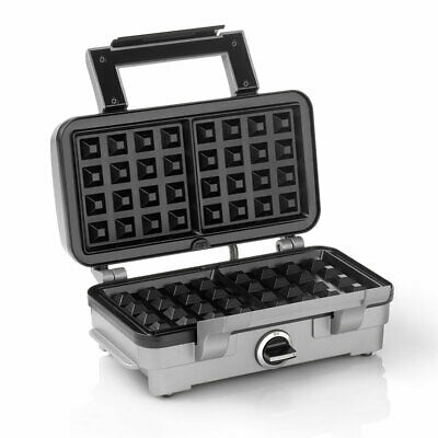 Cuisinart Fresh Waffle Maker 1000W (Recipes Included)
