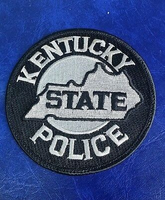 Kentucky State Police Subdued Shoulder Patch Ky