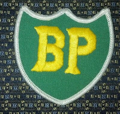 BP (GAS STATION) Patch ONLY BP EMBROIDERED