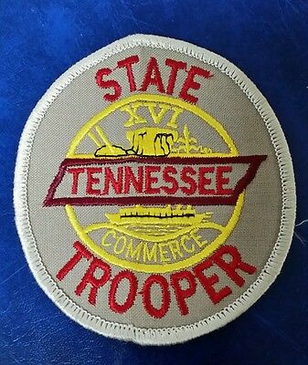 Tennessee Trooper (Police) Shoulder Patch Tn