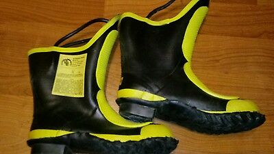 Morning Pride Boots Size 10M 11W- Steel Toe