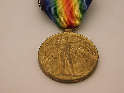 1914-18 WWI The Great War For Civilisation Medal Numbered 87-Can Inf. PTE SPECK