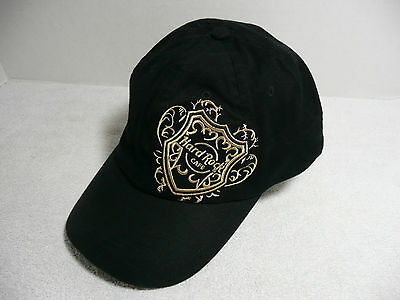 Hard Rock Hat/Cap from SACRAMENTO.  Embroidered. Never worn. Adjustable