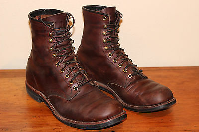Red Wing Heritage Harvester 2943 Boot Shoe USA MADE