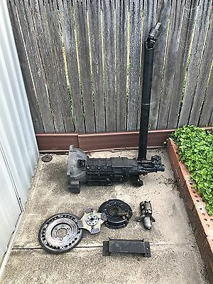 RX7 Series 4 Gearbox To Suit Rx3
